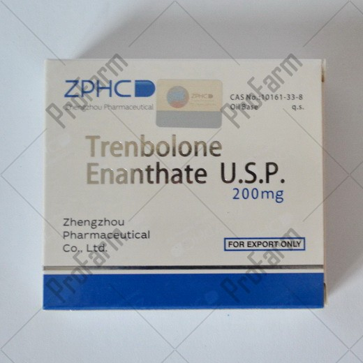 Trenbolone Enanthate 200mg/ml - цена за 1 ампулу 1мл.