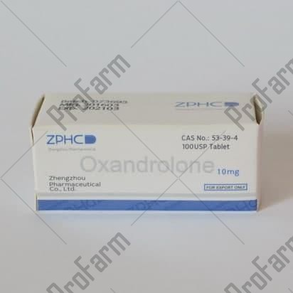 Oxandrolone 10mg/tab - цена за 100 таб