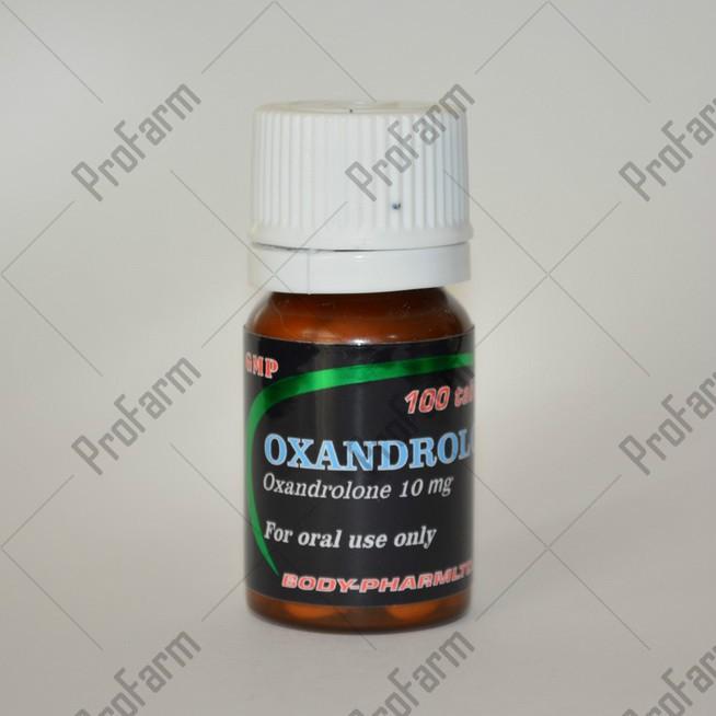 Oxandrolon 10mg/tab - цен за 100 таблеток.