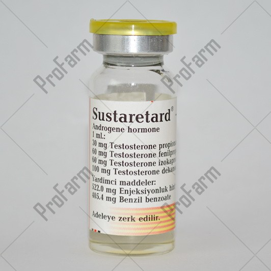 Sustaretard - 250, 250mg/ml