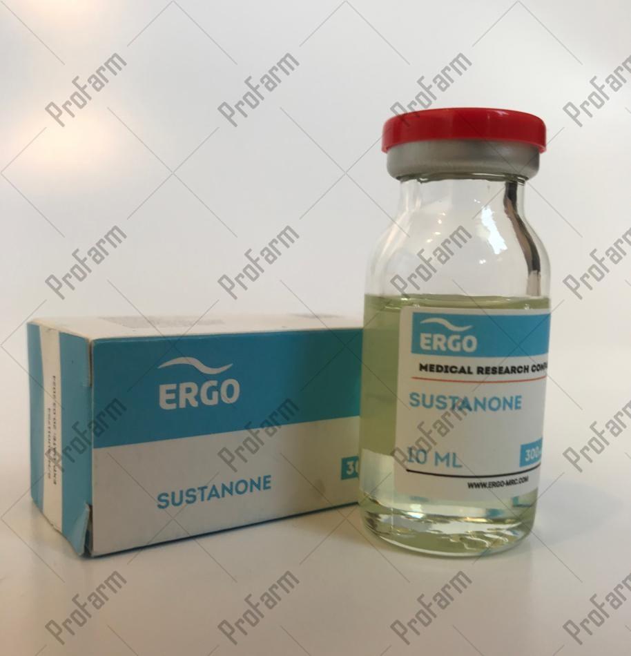 ERGO SUST 300 300mg/ml - ЦЕНА ЗА 10МЛ