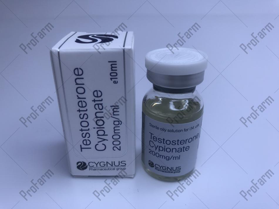 CYGNUS TESTOSTERONE С 200MG/ML - ЦЕНА ЗА 10МЛ