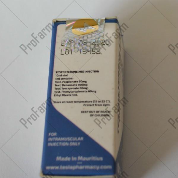Testosterone S 250мг/мл - цена за 10мл