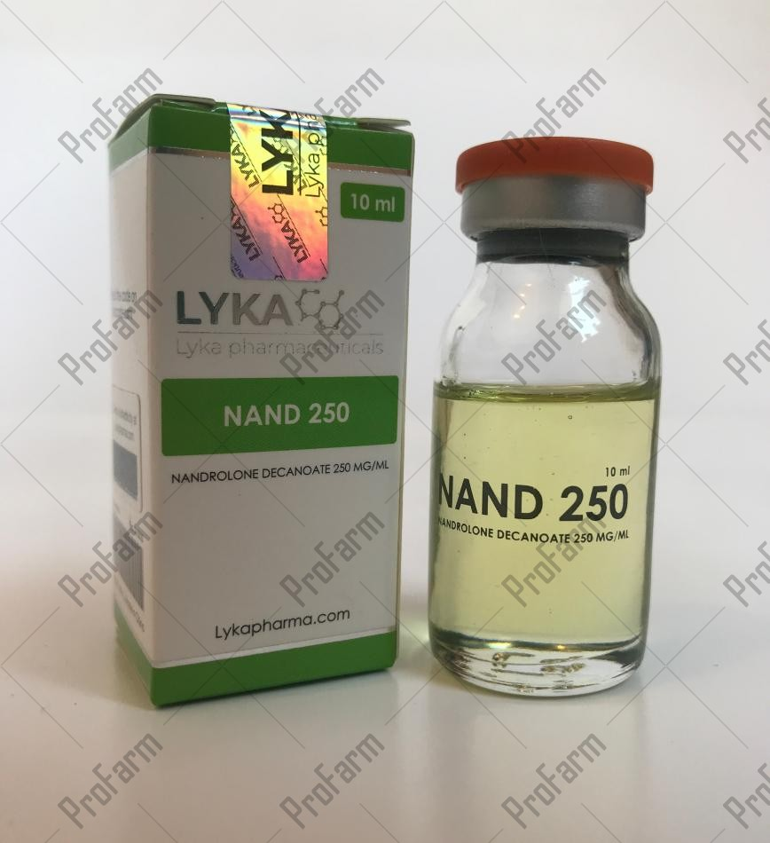 LYKA NEW NAND 250 250mg/ml - ЦЕНА ЗА 10МЛ