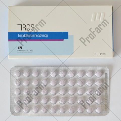 Tiros 50mcg/tab - Цена за 50 таб