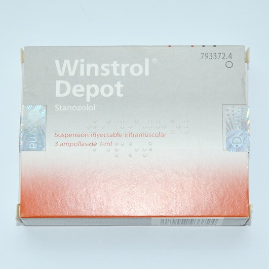 Winstrol Depot 50mg/ml