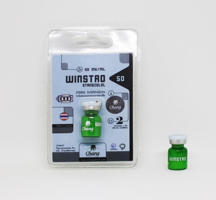 WINSTRO 50MG/ML - цена за 2 мл