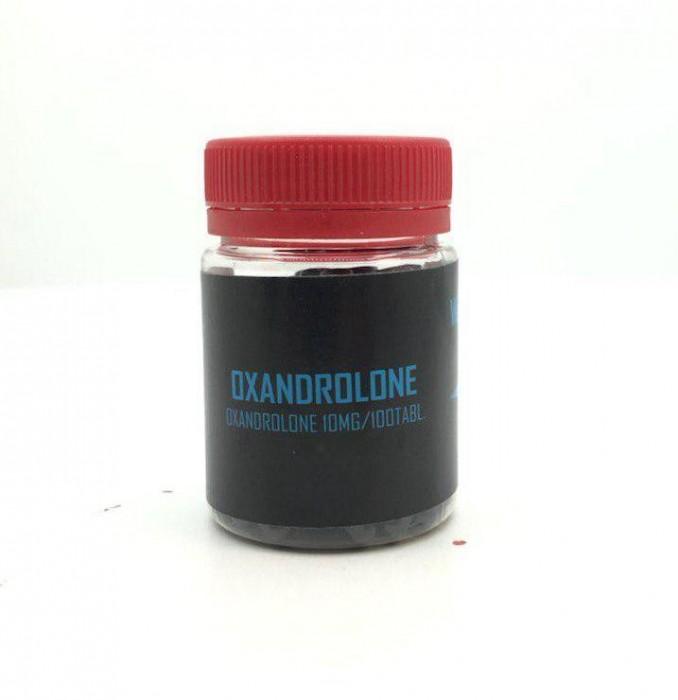 OXANDROLONE 10MG/CAP - цена за 100 капсул