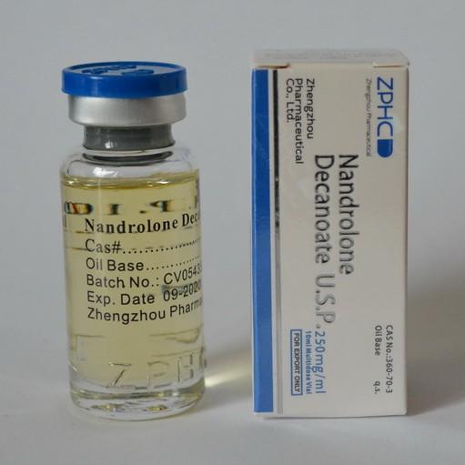 Nandrolone Decnoate 250mg/ml - цена за 10мл.