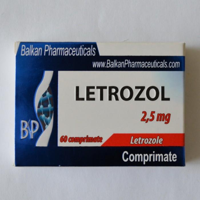 Letrozol 2,5мг\таб - цена за 10 таб
