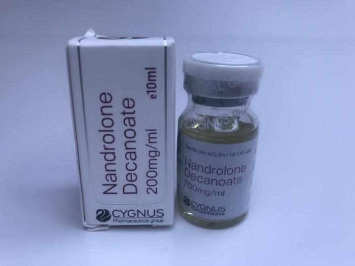 CYGNUS NANDROLONE D 200MG/ML - ЦЕНА ЗА 10МЛ