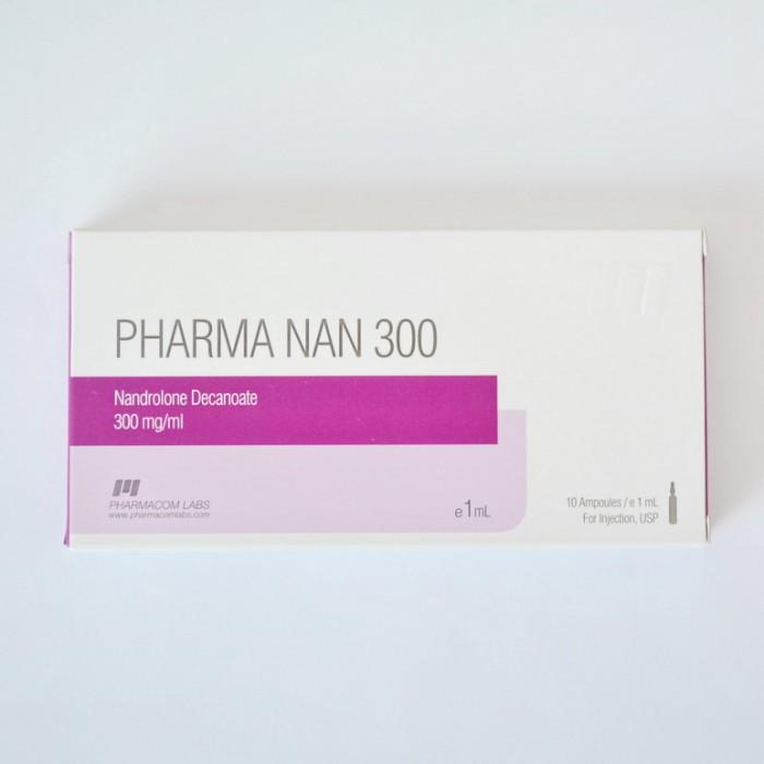 PHARMA NAN 300, 300mg/ml - ЦЕНА ЗА 1 АМПУЛУ