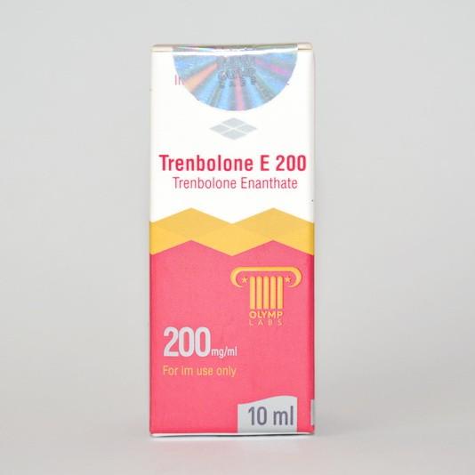 Trenbolone E 200, 200mg/ml - ЦЕНА ЗА 10МЛ