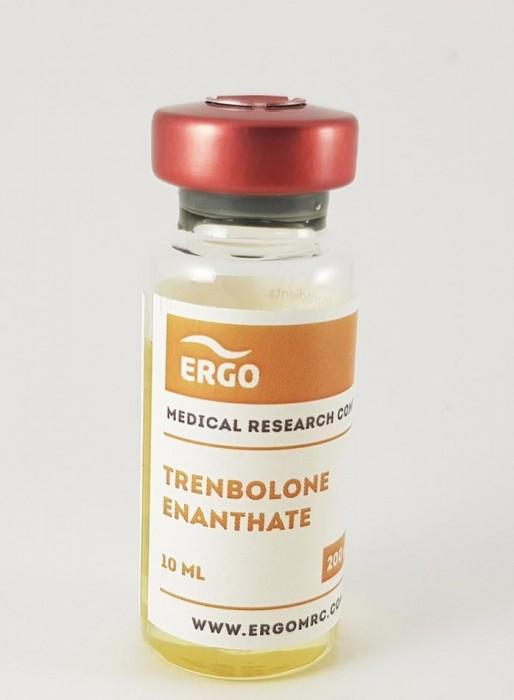 ERGO TRENBOLONE ENANTHATE 200MG/ML - ЦЕНА ЗА 10МЛ